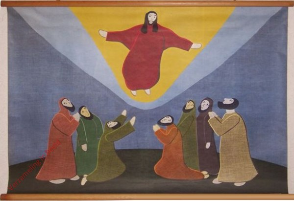 I-8 - Jezus' Hemelvaart